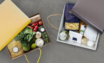 Scatola Meal Box