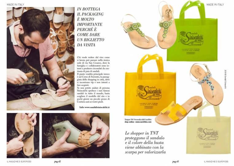 Shoppers per Sandali Siniscalchi