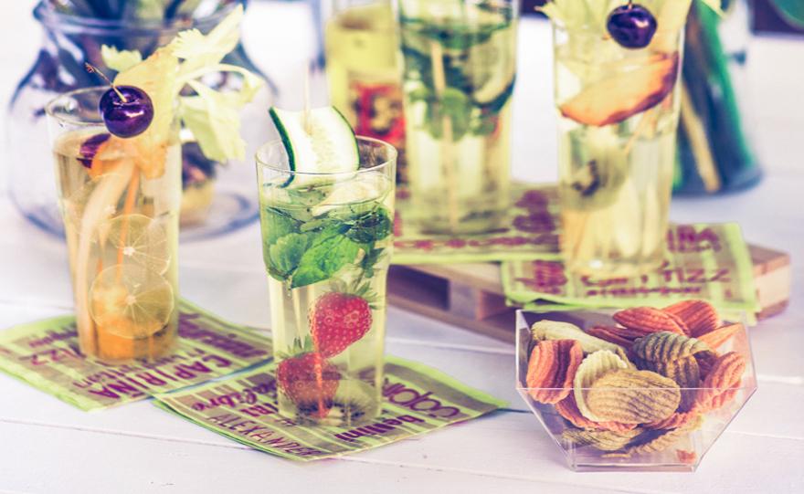 Bicchieri Plastica Cocktail