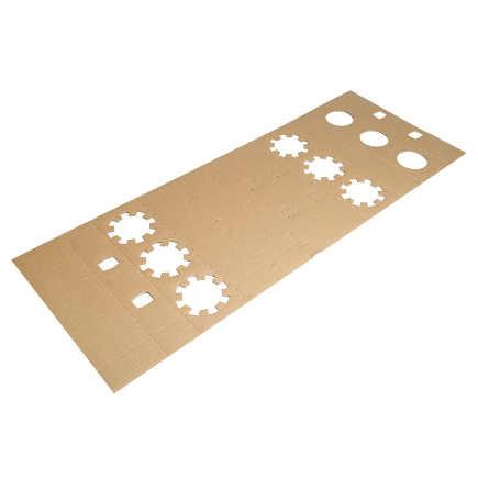 Montaggio protezione scatola Ewine step 1