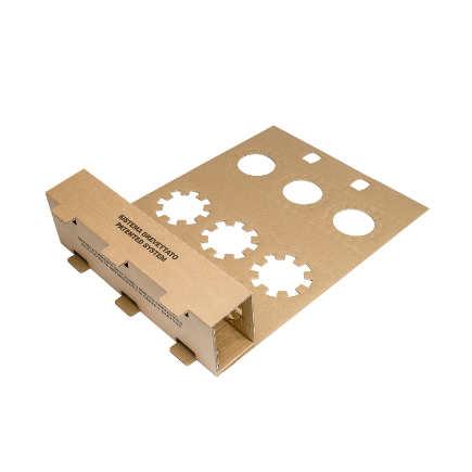Montaggio protezione scatola Ewine step 2