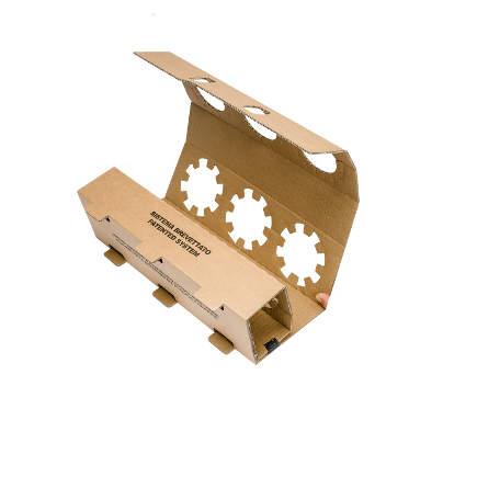 Montaggio protezione scatola Ewine step 3