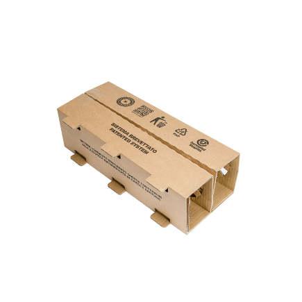 Montaggio protezione scatola Ewine step 4