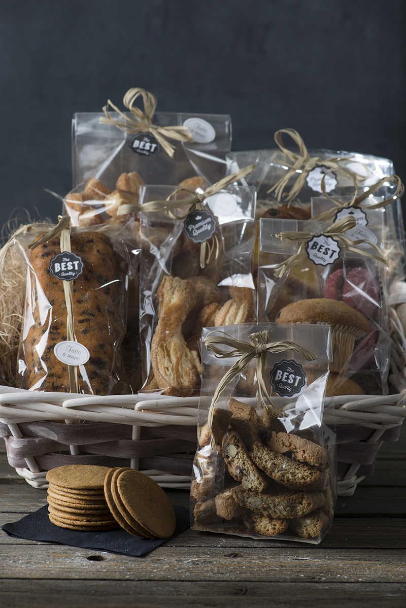 sacchetti per biscotti