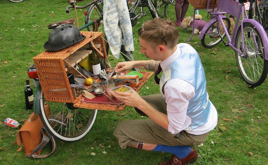 allestimento picnic