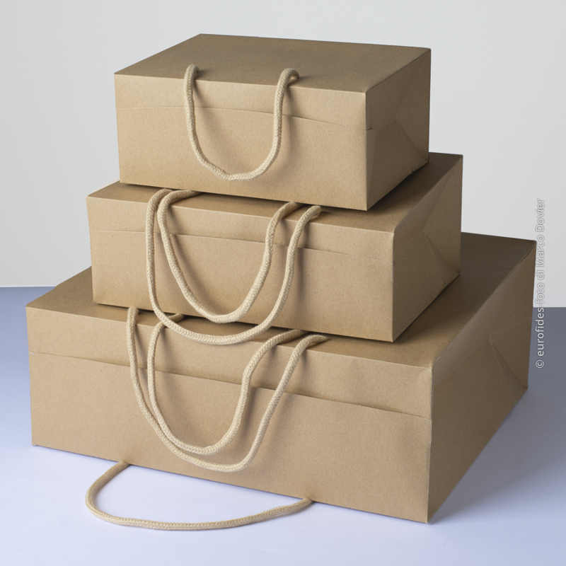 Bag Box Carta Kraft