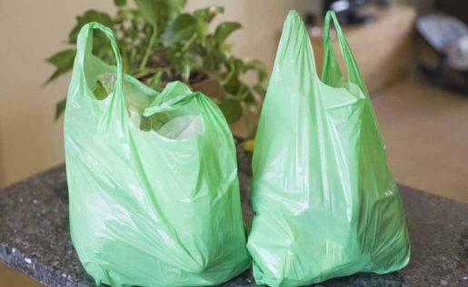 Buste di plastica tasse