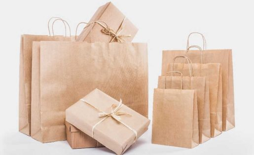 Shopper carta ecologiche