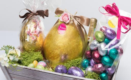 Packaging Uova di Pasqua