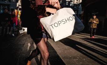 Shopper con logo