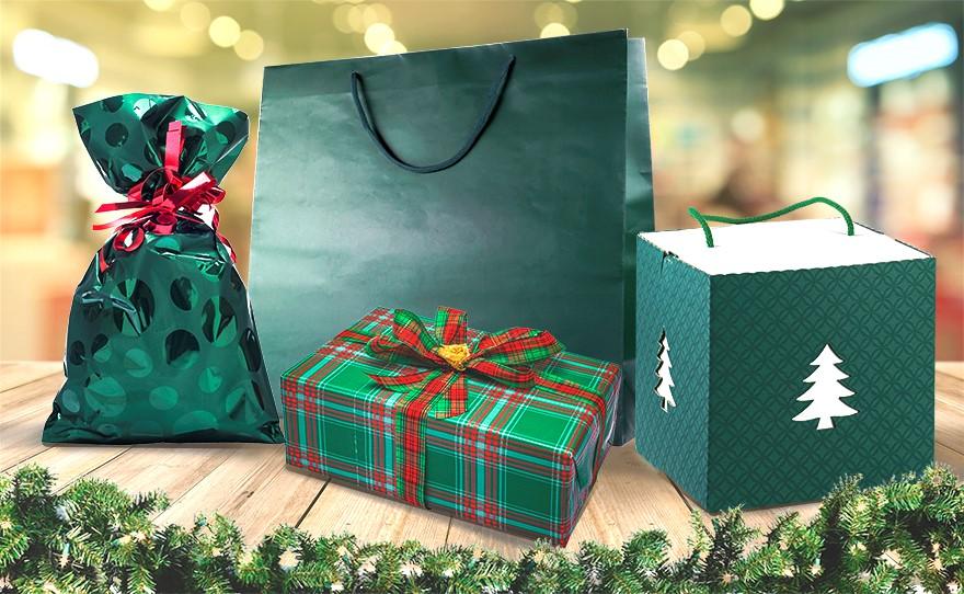 Confezioni Natale Verde