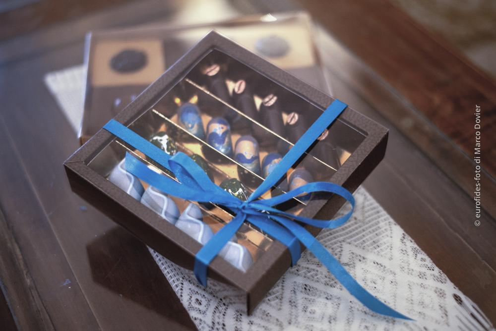Scatole per cioccolatini