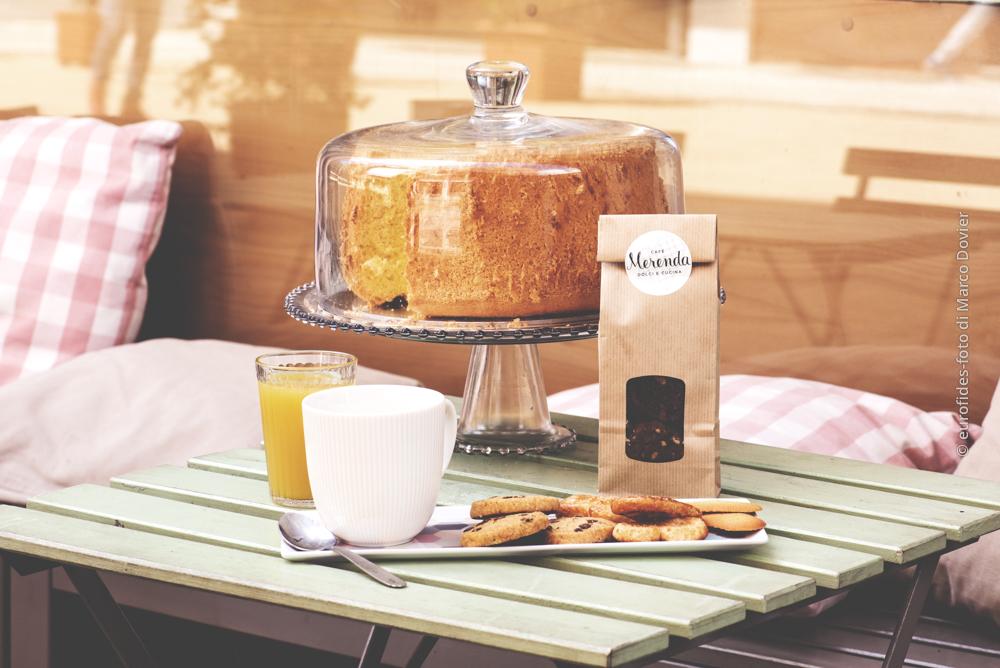 Sacchetto Carta Alimenti Cafè Merenda