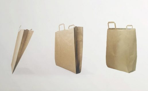 Shopper Flat Bag Salvaspazio