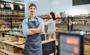 Forniture negozi aperti