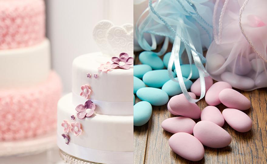 Idee per allestire il tavolo della confettata al matrimonio - Idee tavoli fai da te ...