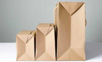 Misure Shopper Bag Box