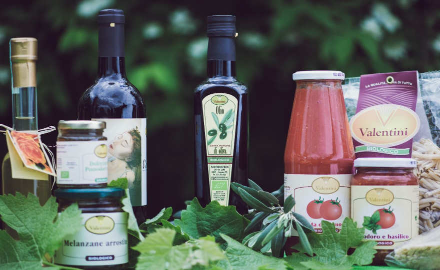 packaging aziende agricole