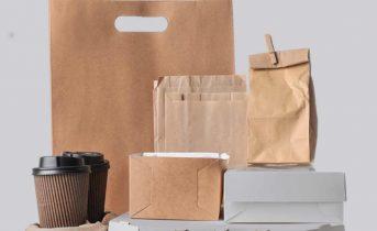 Materiali packaging sostenibile