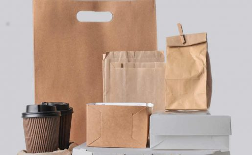 Materiali packaging sostenibile