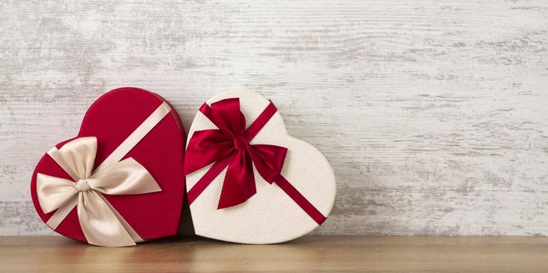 Scatole di San Valentino