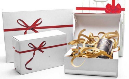 Scatole spedizioni regali