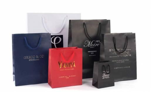 Buste shopper personalizzate