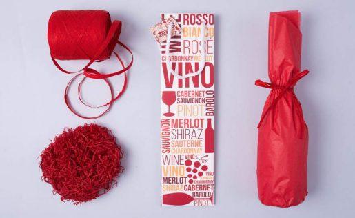 Confezioni regalo per bottiglie di vino