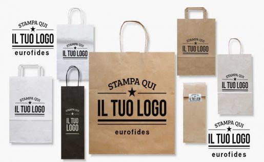 Buste Shopper Personalizzate Eurofides