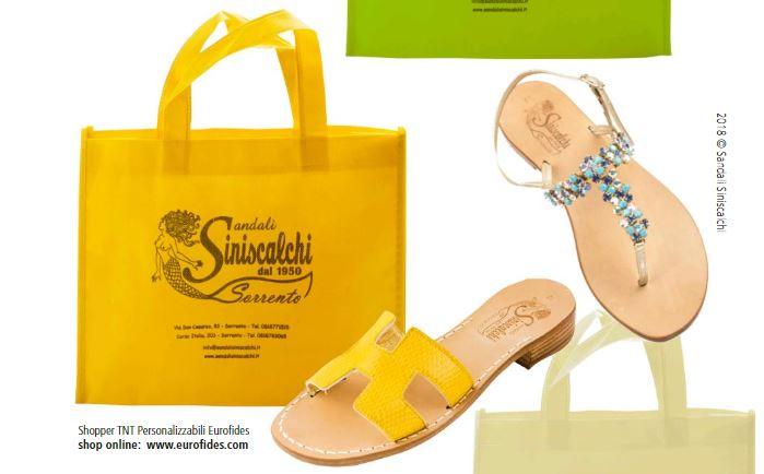 Shopper Sandali Siniscalchi