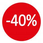 Etichetta -40%