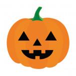 Etichetta Adesiva Halloween