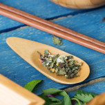 Conchiglia Sushi in Bambù