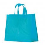 Shopper TNT Colorato Turchese