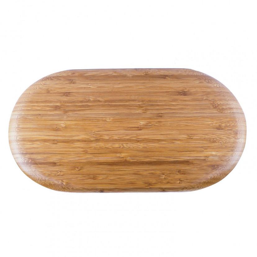 Tagliere Ovale in Bambù