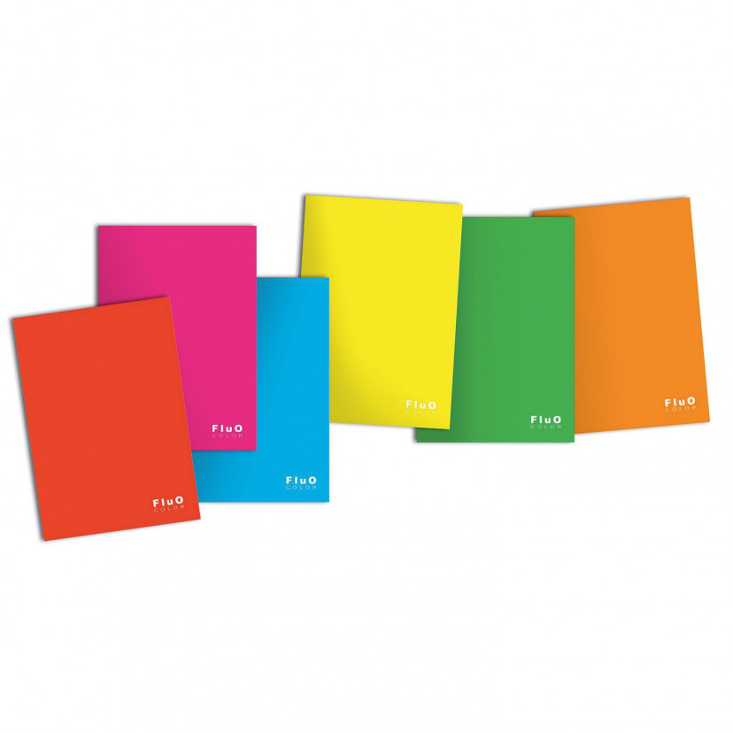 Quadernoni Assortiti One Color