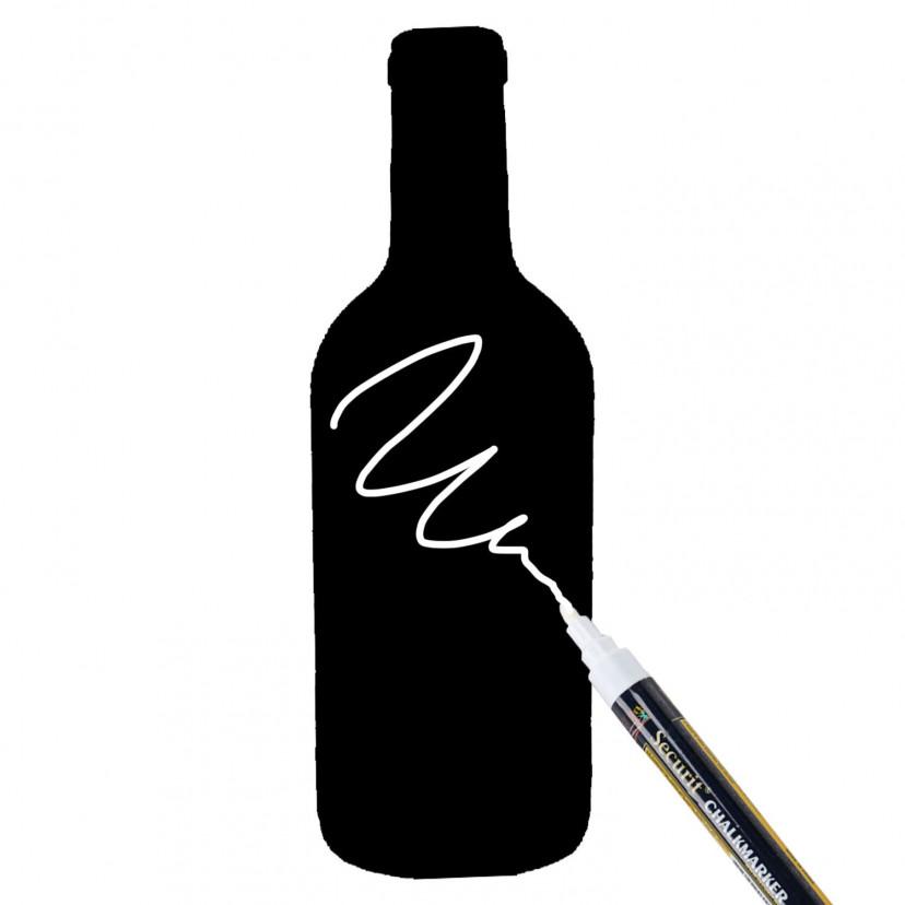 Lavagna da Parete Bottiglia