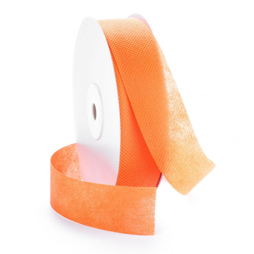 Nastro TNT Tessuto non Tessuto Arancio