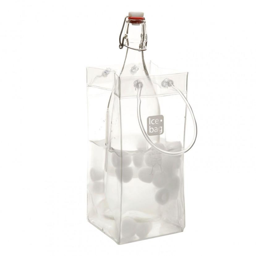 Portaghiaccio Ice Bag Trasparente