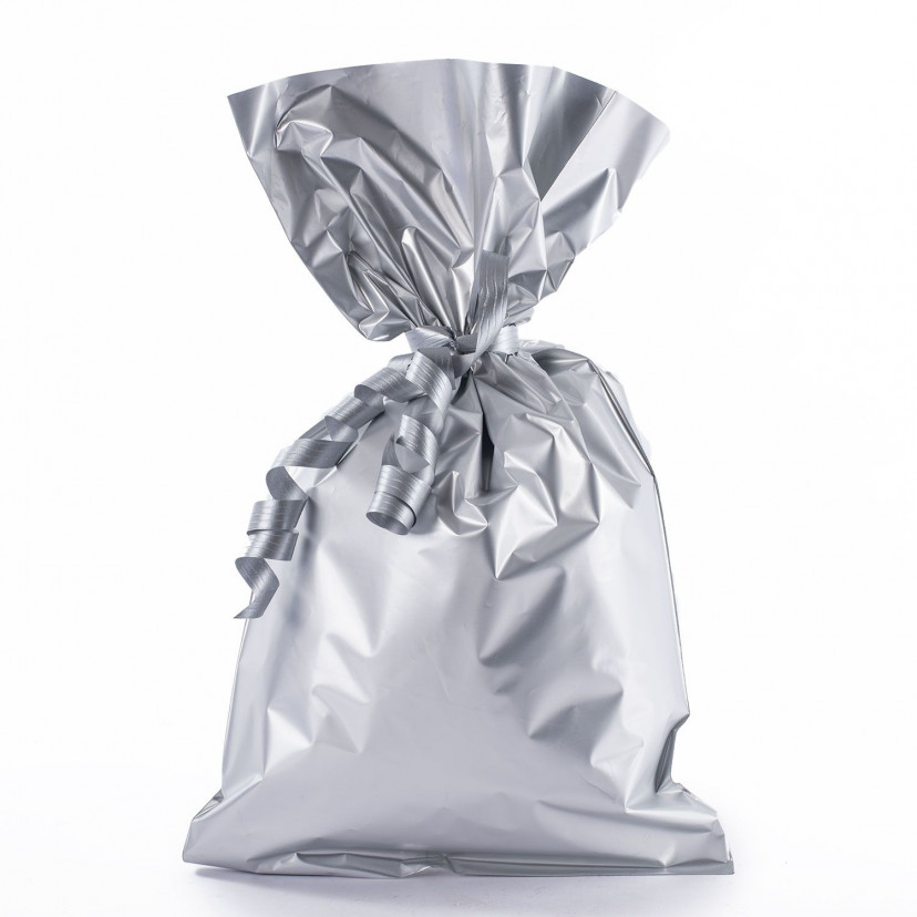 Buste Regalo Metal Opaco Argento