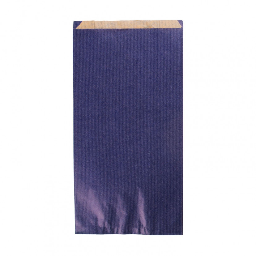 Sacchetti Carta Sealing Colorata Blu