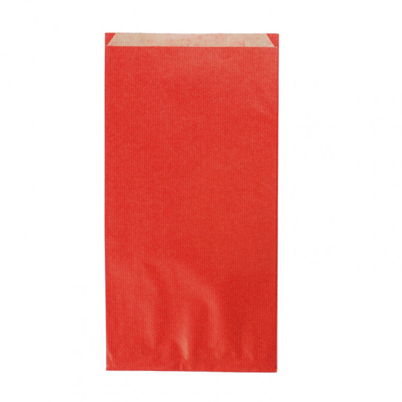Sacchetti Carta Sealing Colorata Rosso
