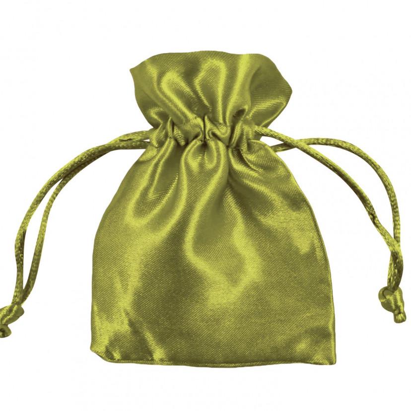 Sacchetti Raso Satin Verde