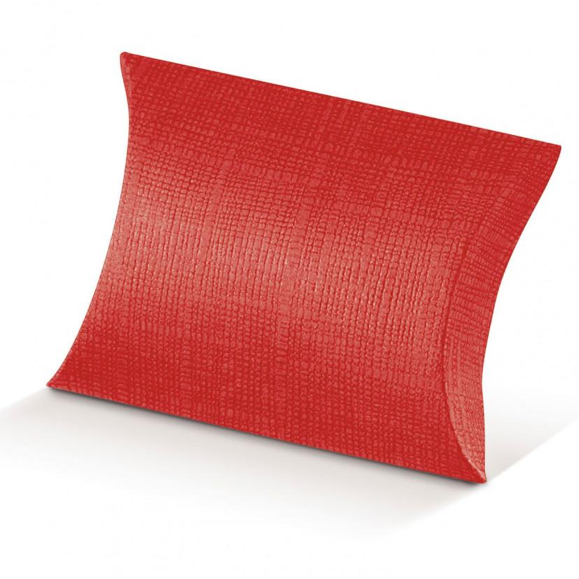Astuccio in Cartoncino Colorato Rosso