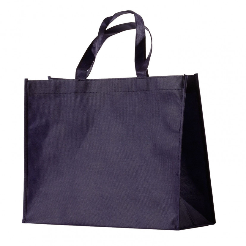 Shopper TNT Colorato Blu