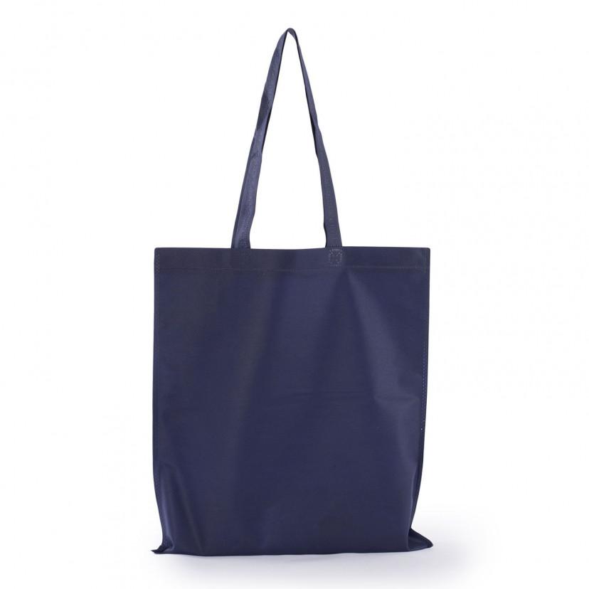 Shopper TNT manico lungo Blu