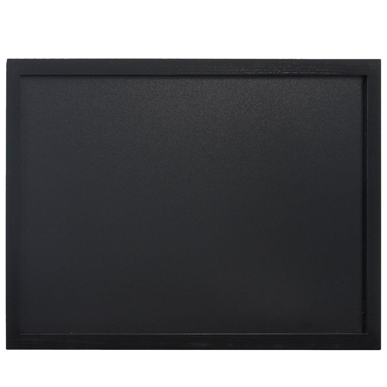 Lavagna da parete con cornice nera eurofides for Lavagna thun prezzo