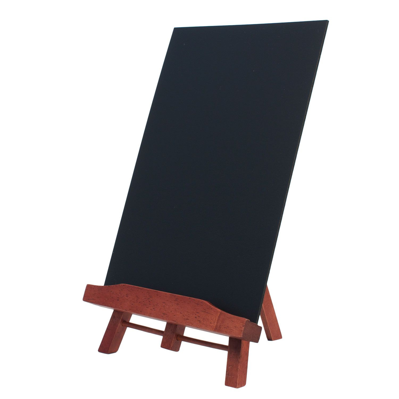 Lavagnette da tavolo con cavalletto in legno