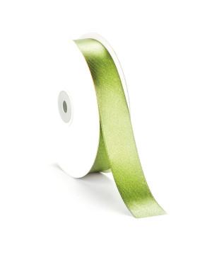 Nastro Doppio Raso Verde