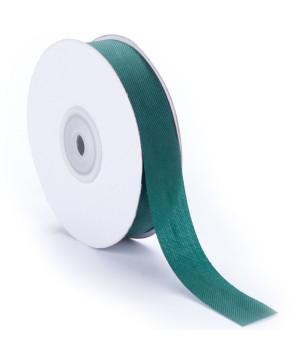 Nastro Raso Taffetà Verde Bosco